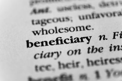 The Right Beneficiary