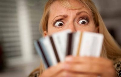 How can Ipay off the credit card debt I racked up over the holidays?