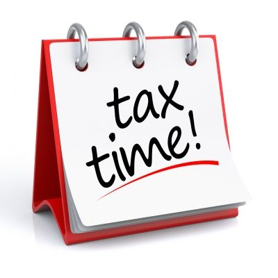 Tax Time isHere!